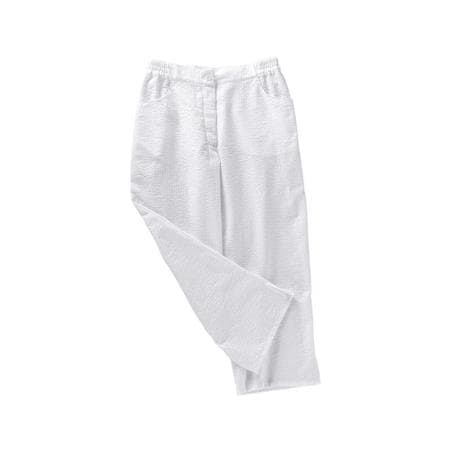 DAMEN - CAPRIHOSE 812 VON BEB / FARBE: WEISS - berufskleidung pflege medizin in ihrer Region Härtnagel, Allgäu;Härtnagel am Mariaberg - DAMENKASACK - DAMENKASACKS - KASACK - KASACKS - SCHLUPFKASACK