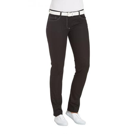 DAMENHOSE 7180 VON LEIBER / FARBE: SCHWARZ - Berufsbekleidung Medizin Damen in ihrer Region Berlin Wedding - DAMENKASACK - DAMENKASACKS - KASACK - KASACKS - SCHLUPFKASACK