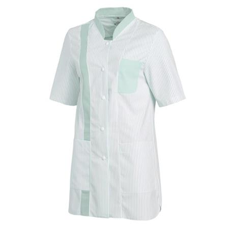 HOSENKASACK 634 VON LEIBER in WEISS-MINT - Heute im Angebot: Poloshirt 241 von LEIBER / Farbe: bordeaux in der Region Seddiner See - DAMENKASACK - DAMENKASACKS - KASACK - KASACKS - SCHLUPFKASACK