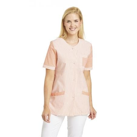 HOSENKASACK 705 VON LEIBER in APRICOT- berufskleidung pflege medizin in ihrer Region Härtnagel, Allgäu;Härtnagel am Mariaberg - DAMENKASACK - DAMENKASACKS - KASACK - KASACKS - SCHLUPFKASACK