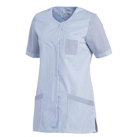 HOSENKASACK 705 VON LEIBER in HELLBLAU - berufskleidung pflege medizin in ihrer Region Härtnagel, Allgäu;Härtnagel am Mariaberg - DAMENKASACK - DAMENKASACKS - KASACK - KASACKS - SCHLUPFKASACK