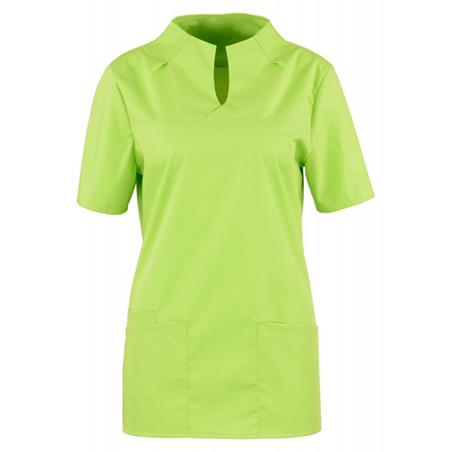 KASACK 2369 VON BEB / FARBE: APPLE - berufskleidung pflege medizin in ihrer Region Härtnagel, Allgäu;Härtnagel am Mariaberg - DAMENKASACK - DAMENKASACKS - KASACK - KASACKS - SCHLUPFKASACK