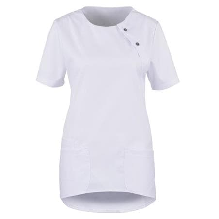 KASACK 2373 VON BEB / FARBE: WEISS - berufskleidung pflege medizin in ihrer Region Härtnagel, Allgäu;Härtnagel am Mariaberg - DAMENKASACK - DAMENKASACKS - KASACK - KASACKS - SCHLUPFKASACK