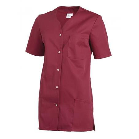 KASACK 2549 VON LEIBER in BEERE - Heute im Angebot: Poloshirt 241 von LEIBER / Farbe: bordeaux in der Region Seddiner See - DAMENKASACK - DAMENKASACKS - KASACK - KASACKS - SCHLUPFKASACK