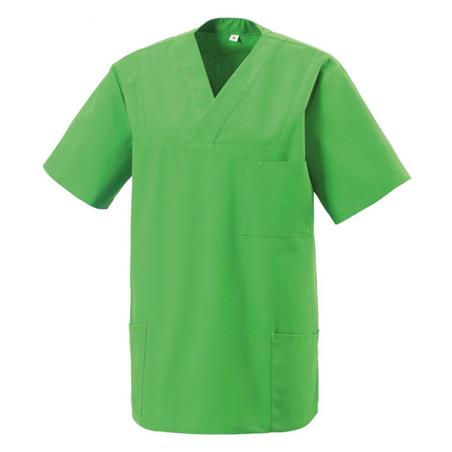 KASACK 273 in GRÜN - berufskleidung pflege medizin in ihrer Region Härtnagel, Allgäu;Härtnagel am Mariaberg - DAMENKASACK - DAMENKASACKS - KASACK - KASACKS - SCHLUPFKASACK