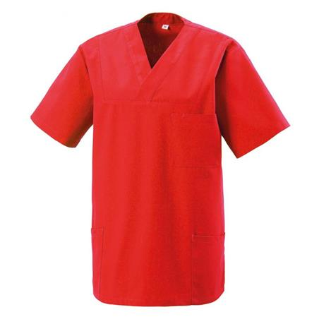 KASACK 273 in ROT - berufskleidung pflege medizin in ihrer Region Härtnagel, Allgäu;Härtnagel am Mariaberg - DAMENKASACK - DAMENKASACKS - KASACK - KASACKS - SCHLUPFKASACK