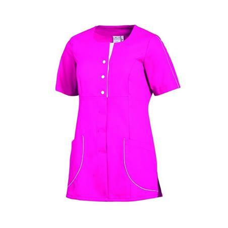 KASACK 2737 VON LEIBER in FUCHSIA - Heute im Angebot: Poloshirt 241 von LEIBER / Farbe: bordeaux in der Region Seddiner See - DAMENKASACK - DAMENKASACKS - KASACK - KASACKS - SCHLUPFKASACK