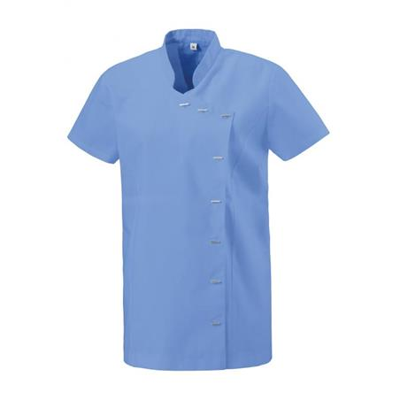 KASACK 276 in HELLBLAU - berufskleidung pflege medizin in ihrer Region Härtnagel, Allgäu;Härtnagel am Mariaberg - DAMENKASACK - DAMENKASACKS - KASACK - KASACKS - SCHLUPFKASACK