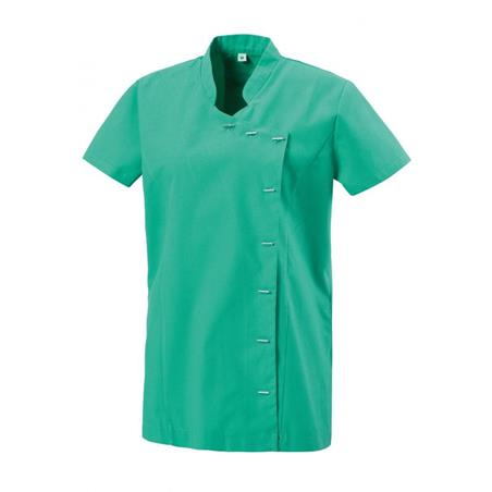 KASACK 276 in GRÜN - berufskleidung pflege medizin in ihrer Region Härtnagel, Allgäu;Härtnagel am Mariaberg - DAMENKASACK - DAMENKASACKS - KASACK - KASACKS - SCHLUPFKASACK