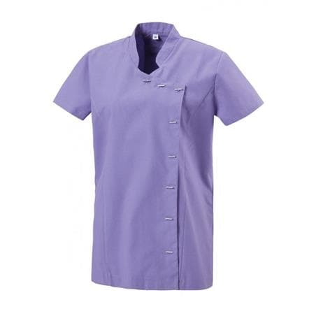 KASACK 276 in LILA - berufskleidung pflege medizin in ihrer Region Härtnagel, Allgäu;Härtnagel am Mariaberg - DAMENKASACK - DAMENKASACKS - KASACK - KASACKS - SCHLUPFKASACK