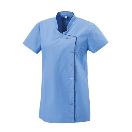 KASACK 277 in HELLBLAU - berufskleidung pflege medizin in ihrer Region Härtnagel, Allgäu;Härtnagel am Mariaberg - DAMENKASACK - DAMENKASACKS - KASACK - KASACKS - SCHLUPFKASACK