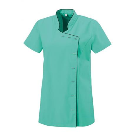 KASACK 277 in HELLGRÜN - berufskleidung pflege medizin in ihrer Region Härtnagel, Allgäu;Härtnagel am Mariaberg - DAMENKASACK - DAMENKASACKS - KASACK - KASACKS - SCHLUPFKASACK