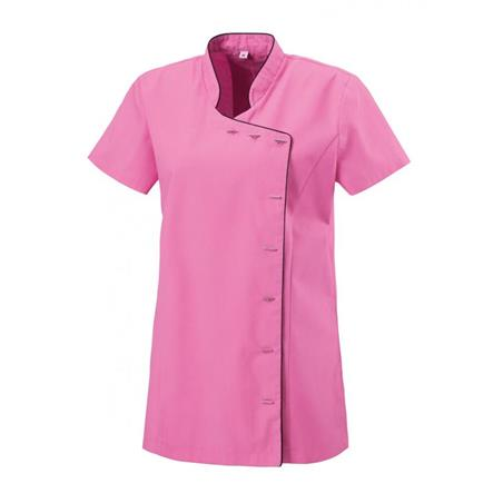 KASACK 277 in PINK - berufskleidung pflege medizin in ihrer Region Härtnagel, Allgäu;Härtnagel am Mariaberg - DAMENKASACK - DAMENKASACKS - KASACK - KASACKS - SCHLUPFKASACK