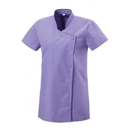 KASACK 277 in LILA - berufskleidung pflege medizin in ihrer Region Härtnagel, Allgäu;Härtnagel am Mariaberg - DAMENKASACK - DAMENKASACKS - KASACK - KASACKS - SCHLUPFKASACK