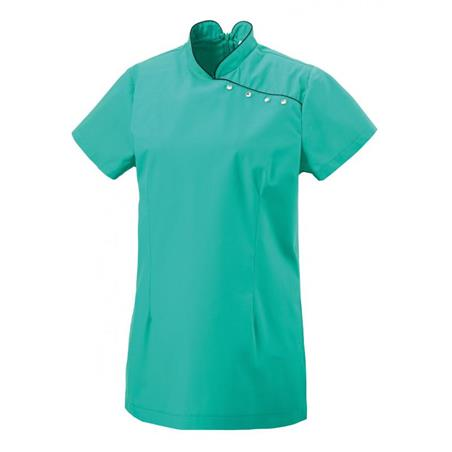 KASACK 278 in HELLGRÜN - berufskleidung pflege medizin in ihrer Region Härtnagel, Allgäu;Härtnagel am Mariaberg - DAMENKASACK - DAMENKASACKS - KASACK - KASACKS - SCHLUPFKASACK