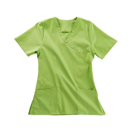 KASACK 941 VON BEB / FARBE: APPLE - berufskleidung pflege medizin in ihrer Region Härtnagel, Allgäu;Härtnagel am Mariaberg - DAMENKASACK - DAMENKASACKS - KASACK - KASACKS - SCHLUPFKASACK
