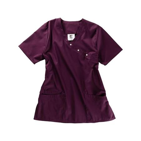 KASACK 941 VON BEB / FARBE: DUNKELVIOLETT - berufskleidung pflege medizin in ihrer Region Härtnagel, Allgäu;Härtnagel am Mariaberg - DAMENKASACK - DAMENKASACKS - KASACK - KASACKS - SCHLUPFKASACK