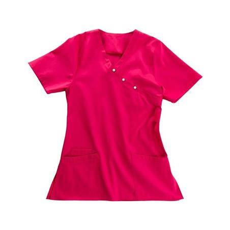 KASACK 941 VON BEB / FARBE: PINK - Heute im Angebot: Poloshirt 241 von LEIBER / Farbe: bordeaux in der Region Seddiner See - DAMENKASACK - DAMENKASACKS - KASACK - KASACKS - SCHLUPFKASACK