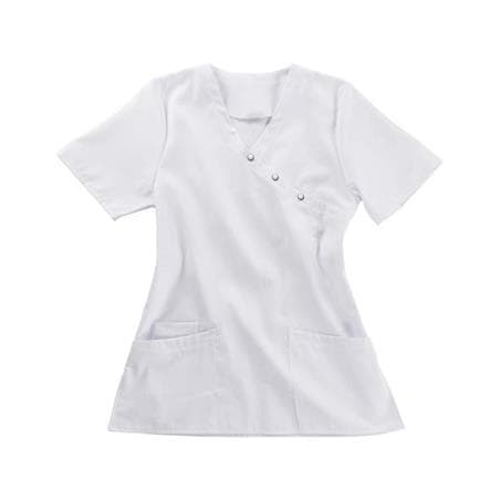 KASACK 941 VON BEB / FARBE: WEISS - berufskleidung pflege medizin in ihrer Region Härtnagel, Allgäu;Härtnagel am Mariaberg - DAMENKASACK - DAMENKASACKS - KASACK - KASACKS - SCHLUPFKASACK