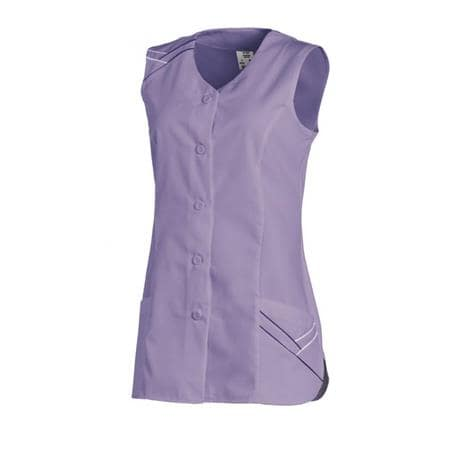 KASACK OHNE ARM 1247 VON LEIBER in FLIEDER - berufskleidung pflege medizin in ihrer Region Härtnagel, Allgäu;Härtnagel am Mariaberg - DAMENKASACK - DAMENKASACKS - KASACK - KASACKS - SCHLUPFKASACK