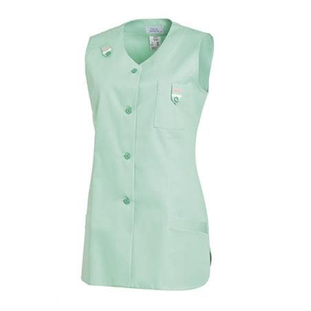 KASACK OHNE ARM 477 VON LEIBER in RESEDA - berufskleidung pflege medizin in ihrer Region Härtnagel, Allgäu;Härtnagel am Mariaberg - DAMENKASACK - DAMENKASACKS - KASACK - KASACKS - SCHLUPFKASACK