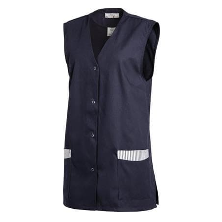 KASACK OHNE ARM 515 VON LEIBER in MARINE - berufskleidung pflege medizin in ihrer Region Härtnagel, Allgäu;Härtnagel am Mariaberg - DAMENKASACK - DAMENKASACKS - KASACK - KASACKS - SCHLUPFKASACK