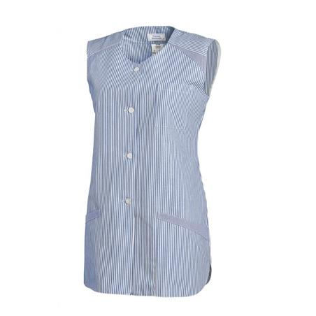 KASACK OHNE ARM 706 VON LEIBER in HELLBLAU - berufskleidung pflege medizin in ihrer Region Härtnagel, Allgäu;Härtnagel am Mariaberg - DAMENKASACK - DAMENKASACKS - KASACK - KASACKS - SCHLUPFKASACK