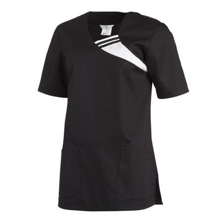 SCHLUPFJACKE 1255 VON LEIBER / FARBE: SCHWARZ - berufskleidung pflege medizin in ihrer Region Härtnagel, Allgäu;Härtnagel am Mariaberg - DAMENKASACK - DAMENKASACKS - KASACK - KASACKS - SCHLUPFKASACK