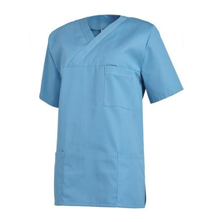 DAMEN - SCHLUPFJACKE 2451 VON LEIBER / FARBE: TÜRKIS - berufskleidung pflege medizin in ihrer Region Härtnagel, Allgäu;Härtnagel am Mariaberg - DAMENKASACK - DAMENKASACKS - KASACK - KASACKS - SCHLUPFKASACK