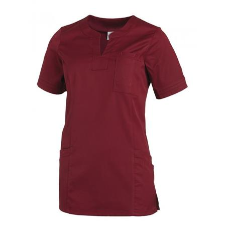 SCHLUPFJACKE 2557 VON LEIBER / FARBE: BEERE - Heute im Angebot: Poloshirt 241 von LEIBER / Farbe: bordeaux in der Region Seddiner See - DAMENKASACK - DAMENKASACKS - KASACK - KASACKS - SCHLUPFKASACK
