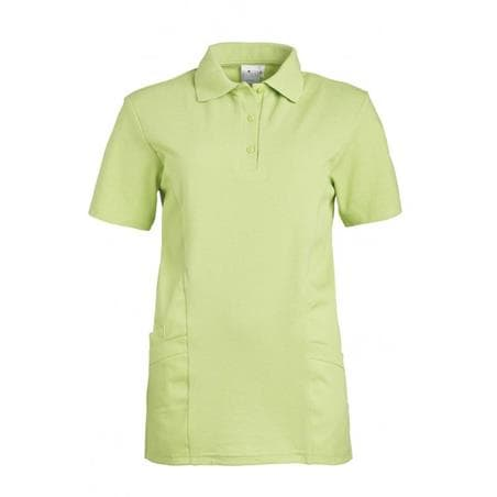 SCHLUPFJACKE - POLO - 2546 VON LEIBER / FARBE: HELLGRÜN - berufskleidung pflege medizin in ihrer Region Härtnagel, Allgäu;Härtnagel am Mariaberg - DAMENKASACK - DAMENKASACKS - KASACK - KASACKS - SCHLUPFKASACK