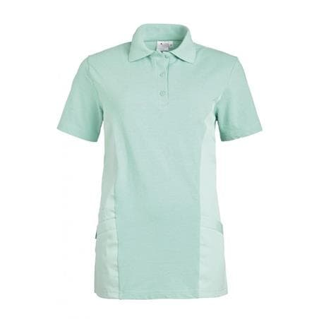 SCHLUPFJACKE - POLO - 2546 VON LEIBER / FARBE: MINT - Heute im Angebot: Poloshirt 241 von LEIBER / Farbe: bordeaux in der Region Seddiner See - DAMENKASACK - DAMENKASACKS - KASACK - KASACKS - SCHLUPFKASACK