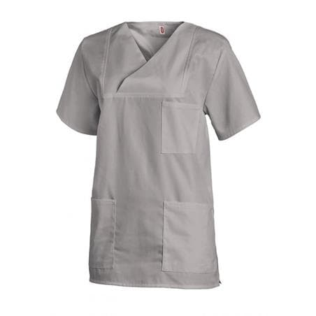 DAMEN-SCHLUPFJACKE 769 VON LEIBER / FARBE: HELLGRAU - berufskleidung pflege medizin in ihrer Region Härtnagel, Allgäu;Härtnagel am Mariaberg - DAMENKASACK - DAMENKASACKS - KASACK - KASACKS - SCHLUPFKASACK