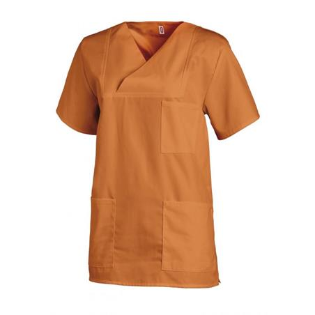 DAMEN-SCHLUPFJACKE 769 VON LEIBER / FARBE: ORANGE - berufsbekleidung medizin frauen in ihrer Region Allershagen - DAMENKASACK - DAMENKASACKS - KASACK - KASACKS - SCHLUPFKASACK